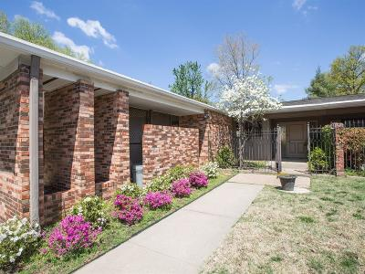 Tulsa Condo/Townhouse For Sale: 2127 E 60th Street #H2