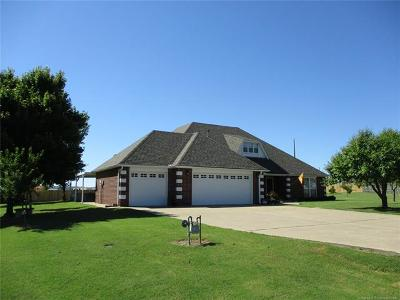 Skiatook Single Family Home For Sale: 5501 Saddle Lane