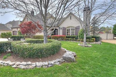 Tulsa Single Family Home For Sale: 11302 S College Avenue