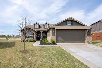 Owasso Single Family Home For Sale: 14502 E 111th Place North
