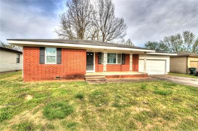 Claremore Single Family Home For Sale: 806 S Choctaw Avenue