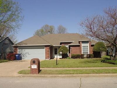 Owasso Single Family Home For Sale: 12401 E 88th Street North