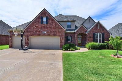Broken Arrow Single Family Home For Sale: 4023 W Twin Oaks Place