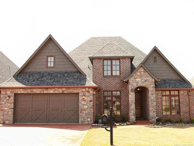 Tulsa Single Family Home For Sale: 9406 S Sandusky Place