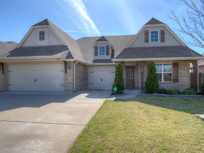 Bixby Single Family Home For Sale: 13799 S 89th East Avenue