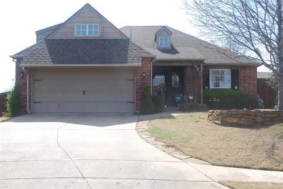 Owasso Single Family Home For Sale: 10303 N 116th East Court