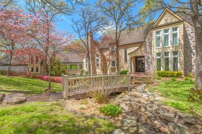 Tulsa OK Single Family Home For Sale: $1,245,000