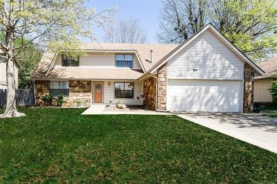 Broken Arrow Single Family Home For Sale: 2211 S Gardenia Avenue