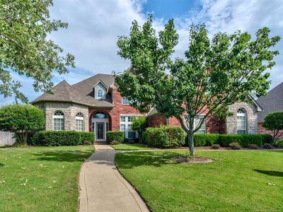 Broken Arrow Single Family Home For Sale: 7804 E Dallas Street
