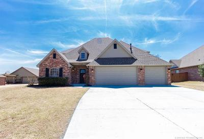 Collinsville Single Family Home For Sale: 17780 E 121st Street North