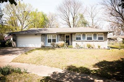 Claremore Single Family Home For Sale: 1118 W 16th Street