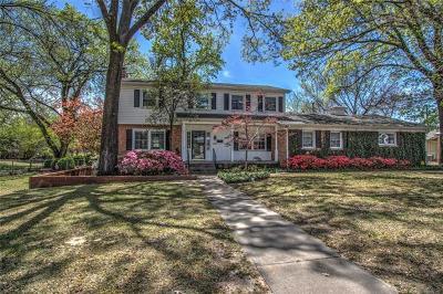 Tulsa Single Family Home For Sale: 4024 E 53rd Street