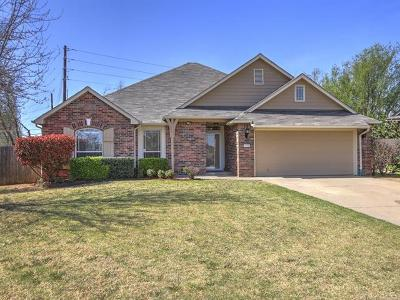 Broken Arrow Single Family Home For Sale: 5098 S 195th East Place