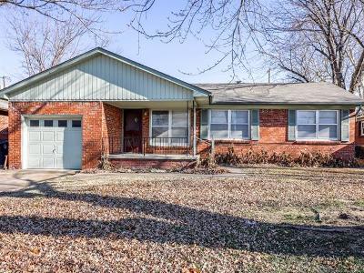 Tulsa Single Family Home For Sale: 147 S 108th East Avenue