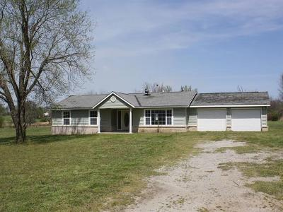 Claremore Single Family Home For Sale: 10605 E Sageeyah Road