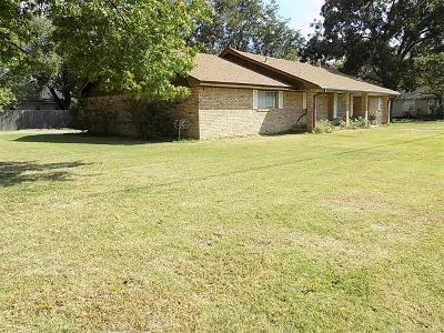 Holdenville OK Single Family Home For Sale: $124,900