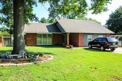 Okmulgee Single Family Home For Sale: 519 E 21st Street