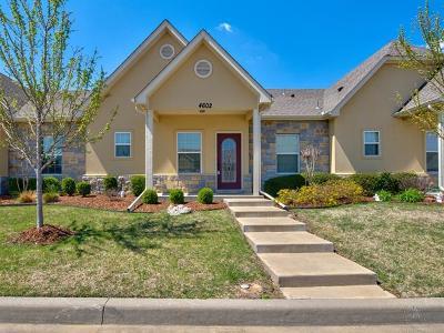 Broken Arrow Condo/Townhouse For Sale: 4602 W Ft Worth Street