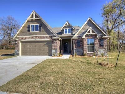 Broken Arrow Single Family Home For Sale: 7107 S Dogwood Place