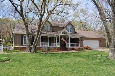 Tulsa Single Family Home For Sale: 8926 S 39th West Avenue