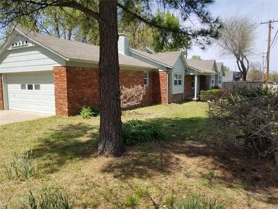 Tulsa OK Single Family Home For Sale: $189,900