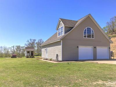 Sapulpa Single Family Home For Sale: 14240 Lone Star Road