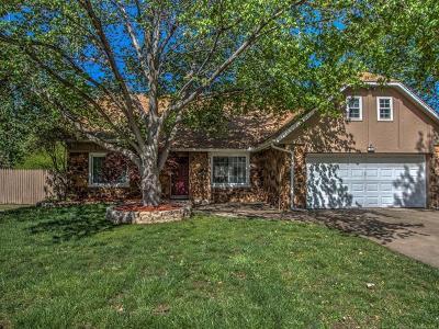 Broken Arrow Single Family Home For Sale: 1324 S Chestnut Avenue