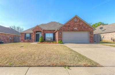 Collinsville Single Family Home For Sale: 11212 E 122nd Court North