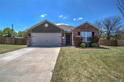 Broken Arrow Single Family Home For Sale: 2813 W Imperial Street