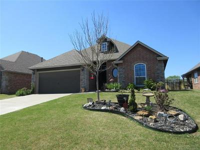 Claremore Single Family Home For Sale: 25354 Stonebridge Parkway