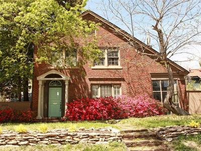 Tulsa Single Family Home For Sale: 2520 S Owasso Avenue