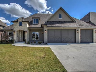 Tulsa Single Family Home For Sale: 4443 S 173rd East Avenue