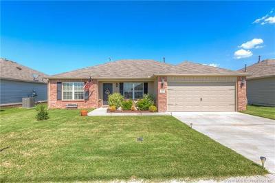Owasso Single Family Home For Sale: 6609 N 128th East Avenue