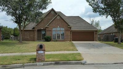 Owasso Single Family Home For Sale: 8913 N 135th East Avenue