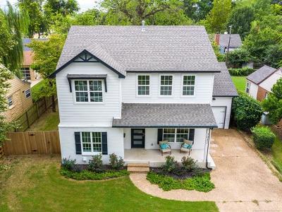 Tulsa OK Single Family Home For Sale: $540,000