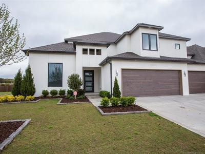 Tulsa Single Family Home For Sale: 12007 S Urbana Avenue