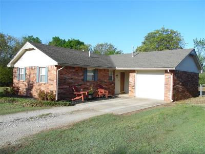 Ada OK Single Family Home For Sale: $139,900