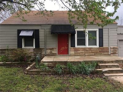 Tulsa Single Family Home For Sale: 420 S 73rd East Avenue