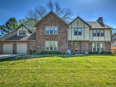 Bartlesville Single Family Home For Sale: 1608 Cherokee Hills Drive