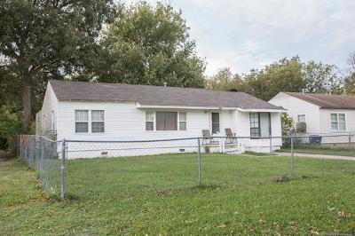 Tulsa Single Family Home For Sale: 710 E 42nd Street