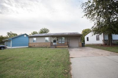 Tulsa Single Family Home For Sale: 538 E 40th Place North