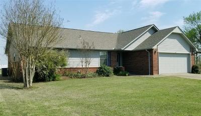 Catoosa Single Family Home For Sale: 18610 Sleepy Hollow Lane