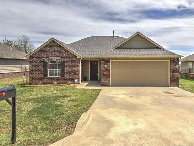 Collinsville Single Family Home For Sale: 13659 N 111th East Avenue