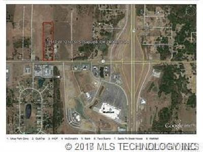 Jenks Residential Lots & Land For Sale: 2517 W 121st Street S