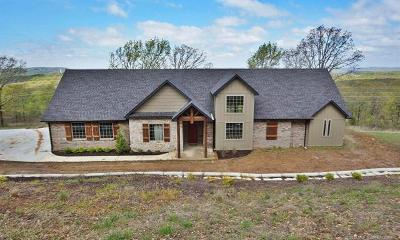 Cookson OK Single Family Home For Sale: $379,500
