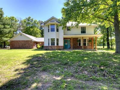 Claremore Single Family Home For Sale: 15671 S 4210 Road