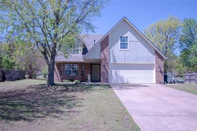 Coweta Single Family Home For Sale: 11904 S 267th East Avenue