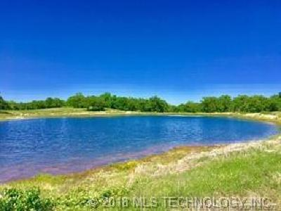 Ada Residential Lots & Land For Sale: County Road 1605