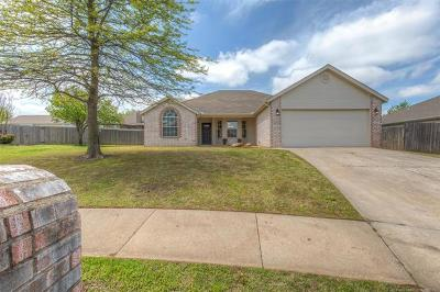 Jenks Single Family Home For Sale: 11710 S Forest Ct Court