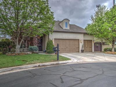 Tulsa Single Family Home For Sale: 10915 S Winston Avenue